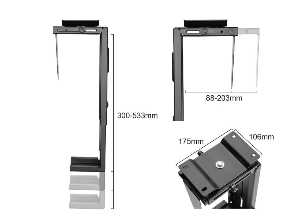 主機架-cpu-holder-specifications