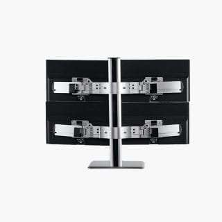 L401 Quadruple Monitors Arm
