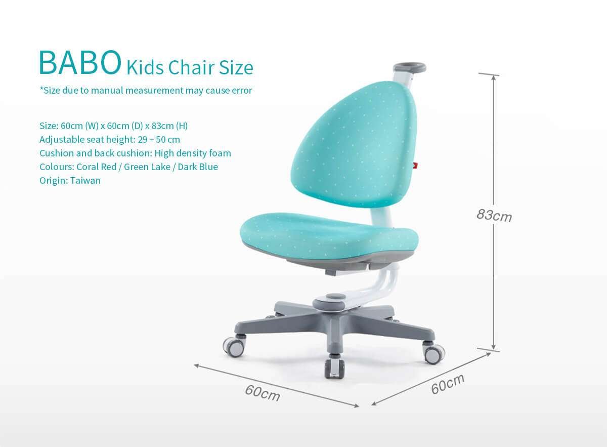 Babo kids chair-size-eng-infographic