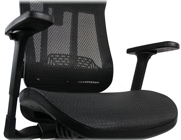 Iris Basic- Multi-adjustable armrest design