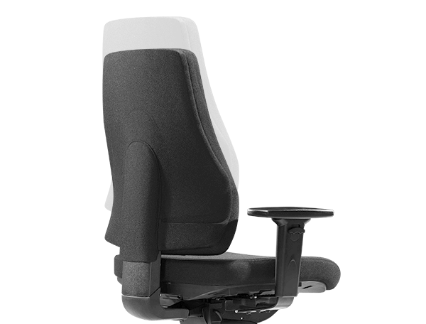 Sigma M-Seat adjustable