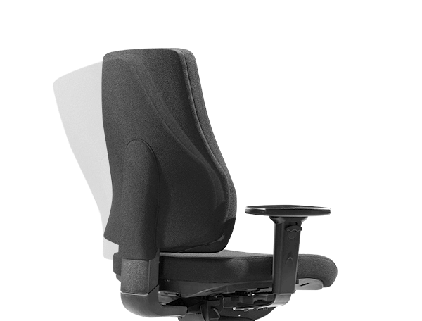 Sigma M-backrest