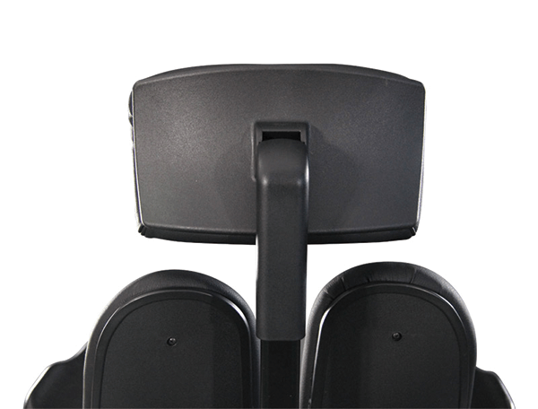 Twin Back-Adjustable Neckrest