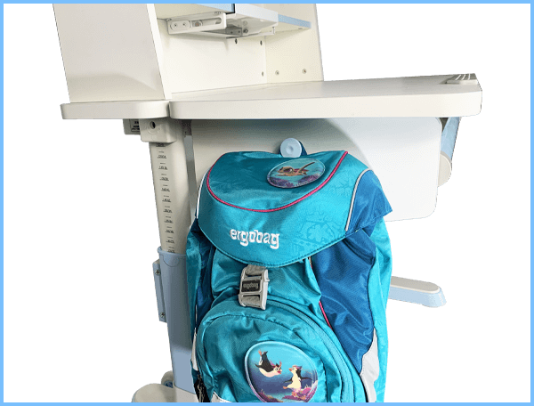 Enjoy Desk- school bag hook