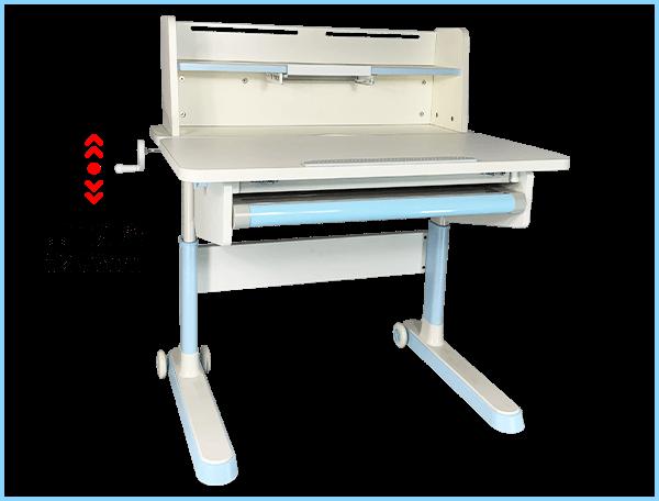 Enjoy desk - Height adjustable (CHI)-infographic