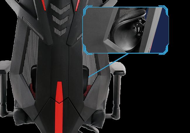Z-series product description_backrest