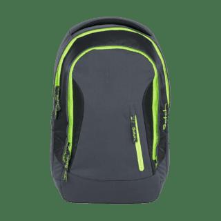 Satch Sleek – 灰/綠邊