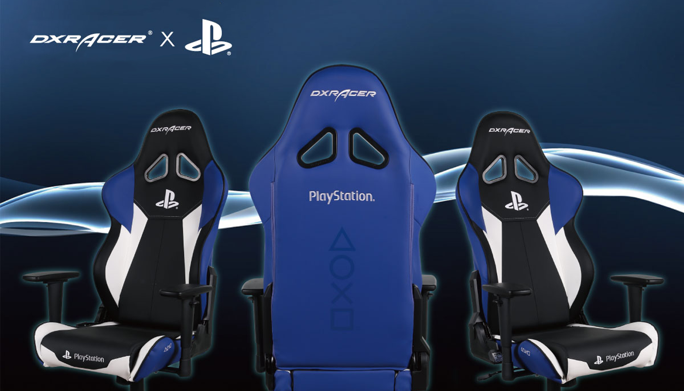 Playstation x DXRacer_cover PIC