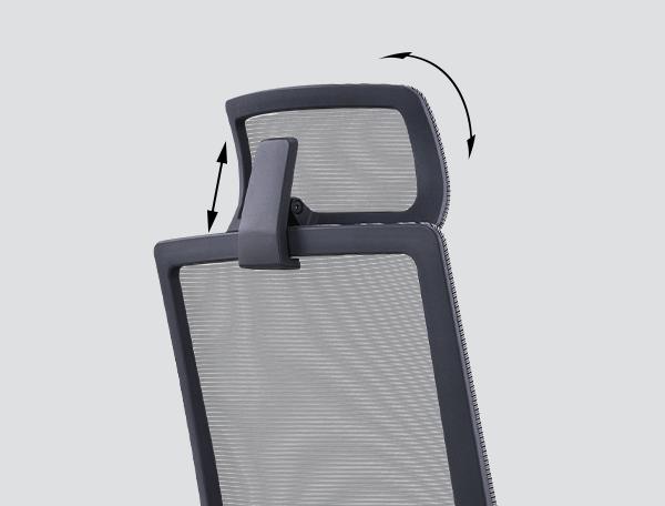 Basto-2D Headrest