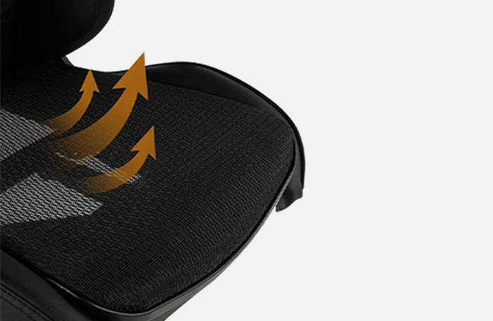 DXRacer-Master-Breathable Mesh Cushion