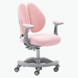 MoMo-DUO Twin Back Kids Chair