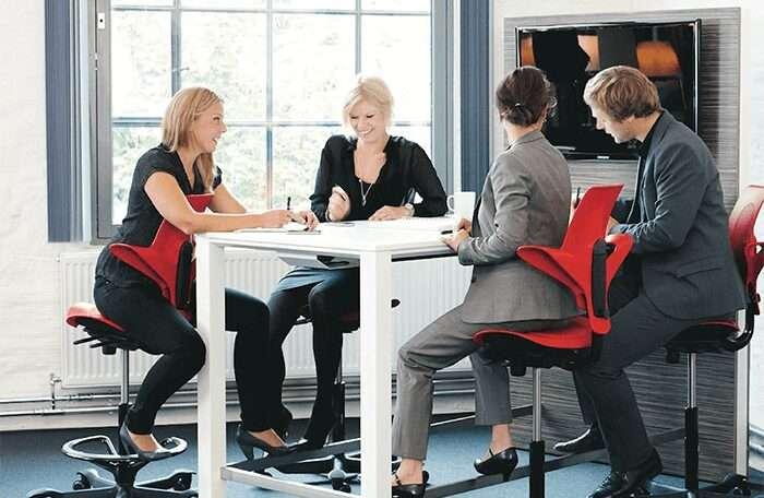 Capisco puls - innovative sitting concept