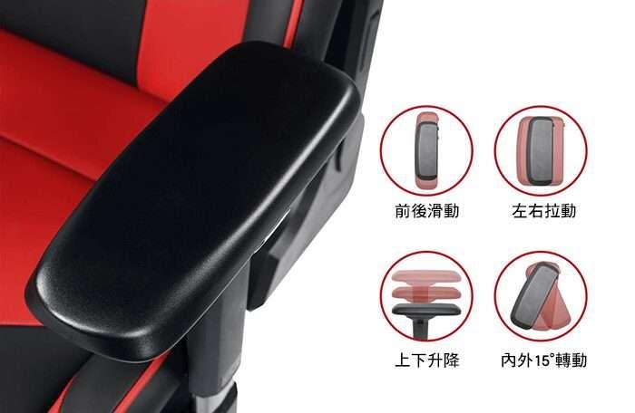 DXRacer-K Series- Armrest-CHI-Infographic