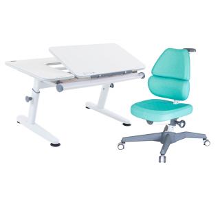 Kid2youth – M6 Plus-XS Kids Desk Set – EGO-C Kids Chair
