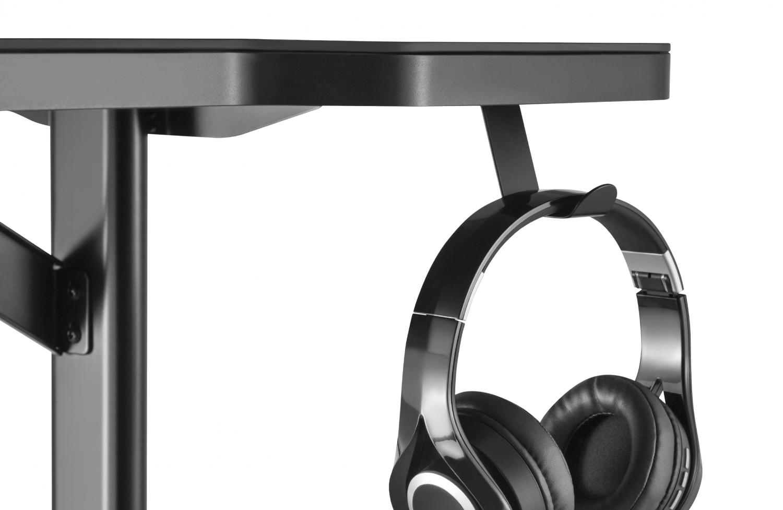 GDTS7 電競桌-Gaming Desk-equipment-features-耳機掛架-infographic
