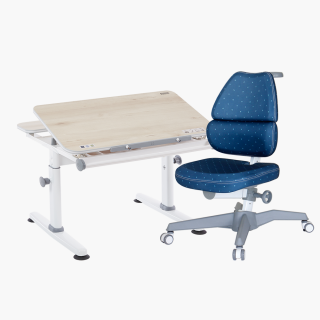 大將作 – M2 Plus-XXS 兒童成長桌椅組 – 配 EGO-C坐椅