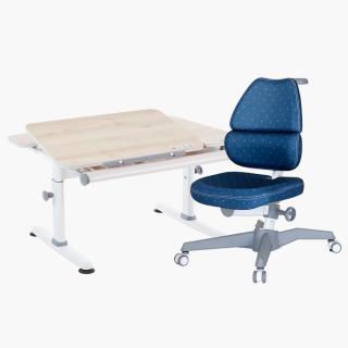 大將作 – M6 Plus-XS兒童桌椅套裝 – 配 EGO-C坐椅